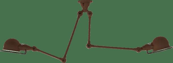 Jielde Signal SI3773 BINK lampen Chocolat Ral 8017