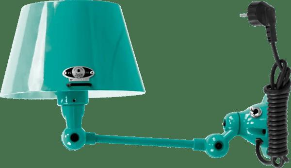 Jielde Aicler AID701CS BINK lampen Bleu D'eau Ral 5021
