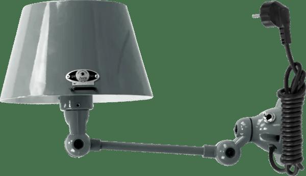 Jielde Aicler AID701CS BINK lampen Gris Granit Ral 7026