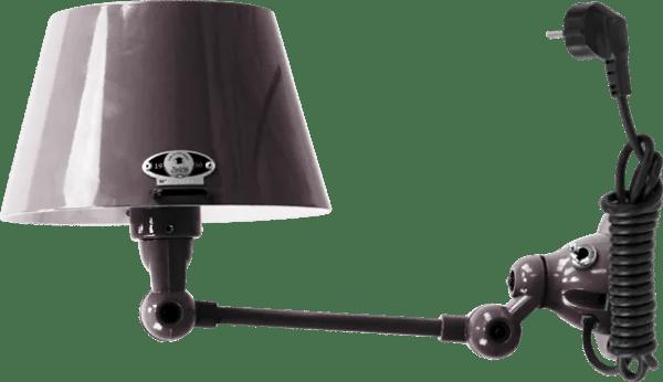Jielde Aicler AID701CS BINK lampen Noir Ral 9011