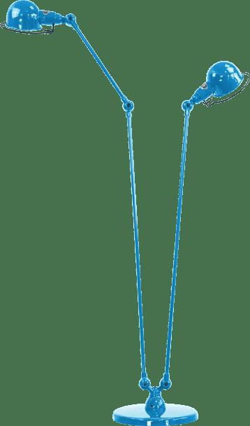 Jielde Signal SI8380 BINK lampen Light Blue Ral 5012