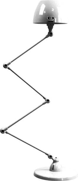 jielde-Aicler-AID433-vloerlamp-chroom-rond