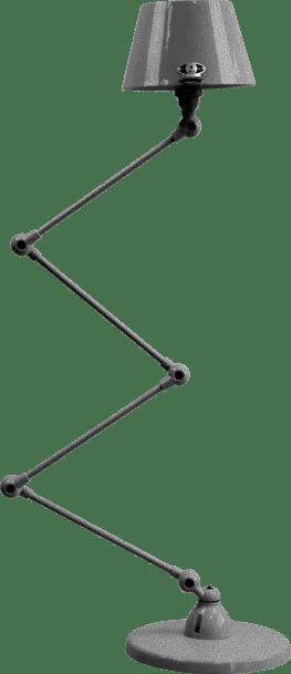 jielde-Aicler-AID433-vloerlamp-hamerslag-zwart-NOM