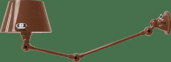 jielde-Aicler-AID731-wandlamp-chocolade-RAL8017