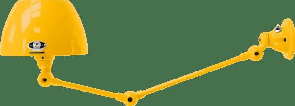 jielde-Aicler-AID731-wandlamp-mosterd-RAL1003-rond