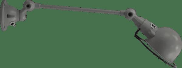 jielde-signal-SI301-wandlamp-muis-grijs-RAL7005