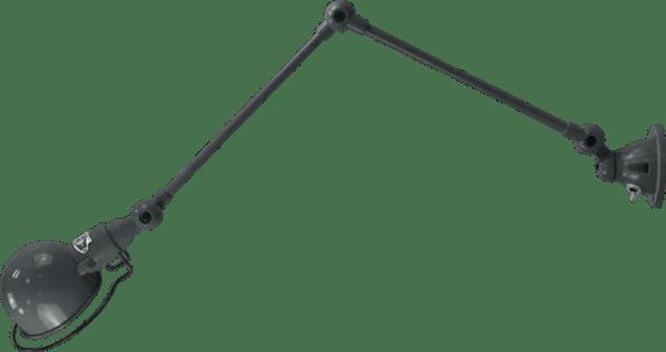 jielde-signal-SI331-wandlamp-graniet-grijs-RAL7026