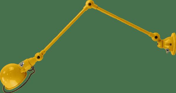 jielde-signal-SI331-wandlamp-mosterd-RAL1003