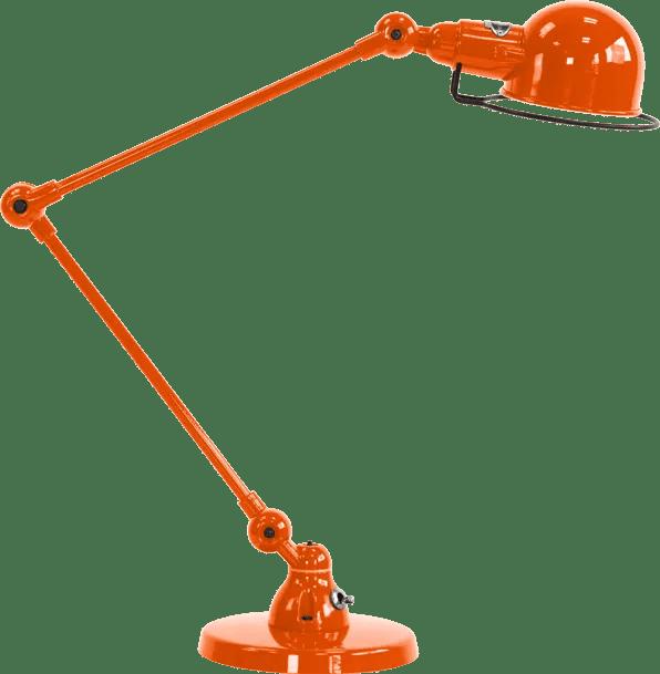 jielde-signal-SI333-bureaulamp-oranje-RAL2004