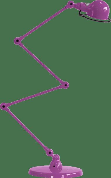 jielde-signal-SI433-vloerlamp-fuchsia-RAL4008
