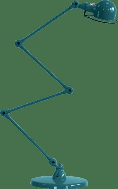 jielde-signal-SI433-vloerlamp-oceaan-blauw-RAL5020