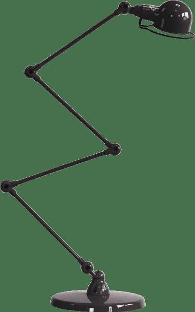 jielde-signal-SI433-vloerlamp-zwart-RAL9011