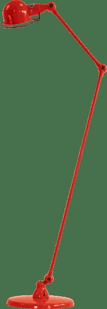 jielde-signal-SI833-vloerlamp-rood-RAL3020