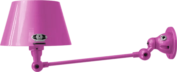 jielde-Aicler-AID301-wandamp-fuchsia-RAL4008