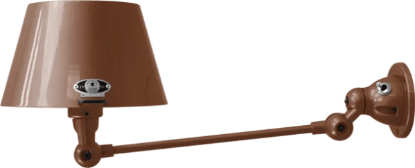 jielde-Aicler-AID301-wandlamp-chocolade-RAL8017