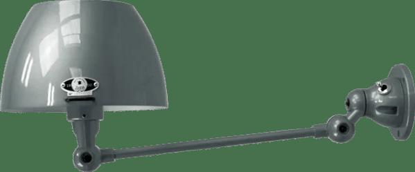 jielde-Aicler-AID301-wandlamp-graniet-grijs-RAL7026-rond