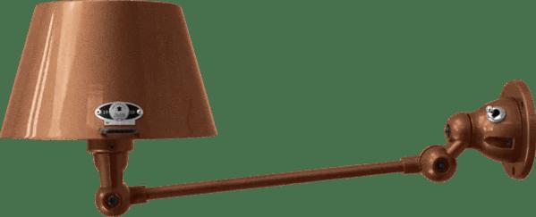 jielde-Aicler-AID301-wandlamp-hamerslag-koper-CUM