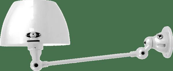 jielde-Aicler-AID301-wandlamp-zilver-grijs-RAL9006-rond