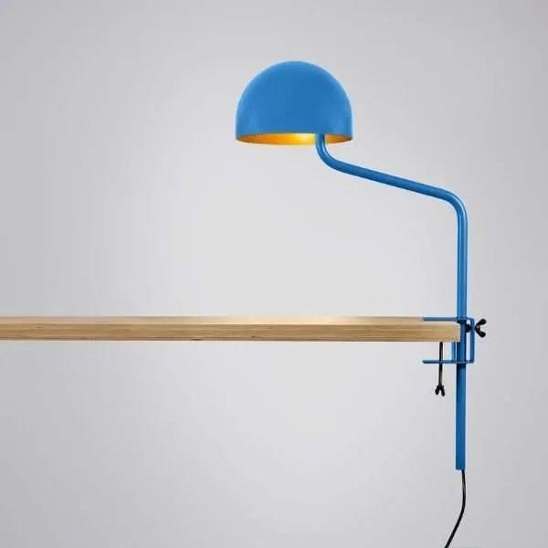 blauw-goud-tafelklem-klemlamp-officer-revolt-BINK-leiden-lamp