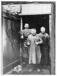 Schmiede der Holter Eisenhütte