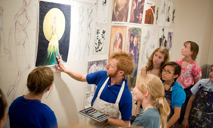 Arts Education Needed to Improve Grades Among Low Income Students