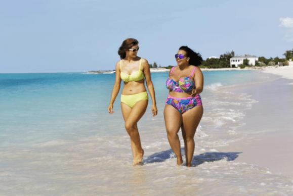 bikini body confidence
