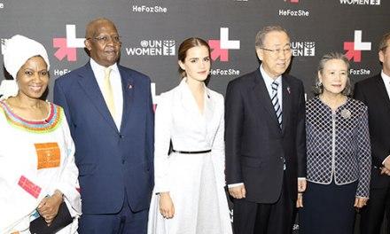 Emma Watson Calls for Feminism in Poignant UN Speech