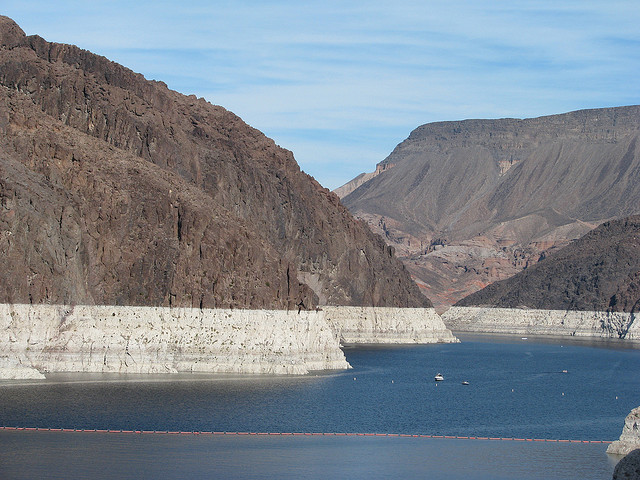 It's the Last Straw for Lake Mead