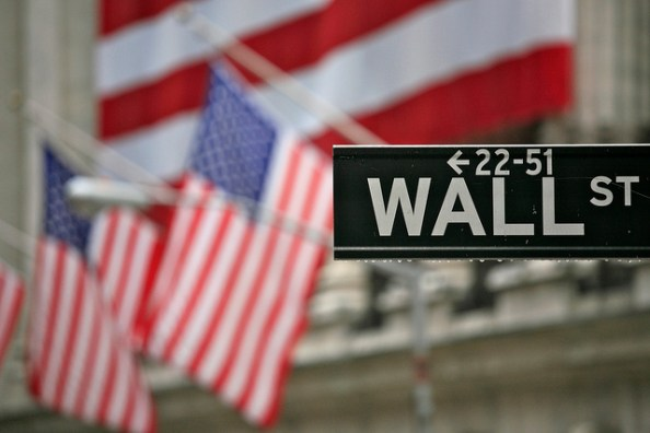 The Wall Street street sign is familiar to stock investors in the U.S.