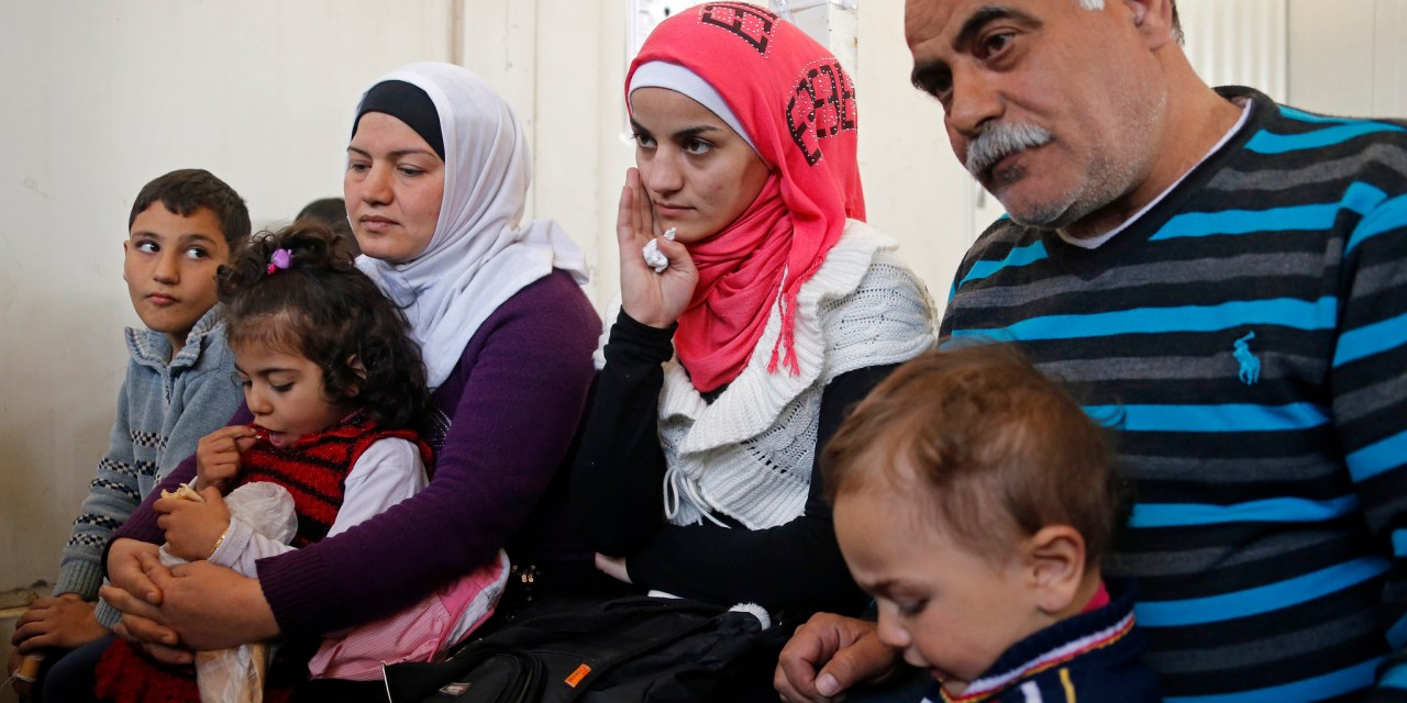 Governors Have No Control Over Where Refugees Go