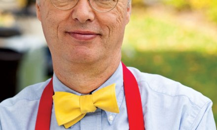 Chris Kimball Leaves America's Test Kitchen