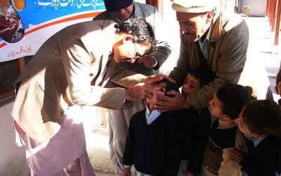 Administering Polio Vaccines in Pakistan Is a Dangerous Job