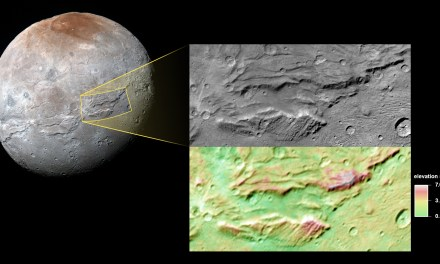 Subsurface Oceans on Pluto's Moon
