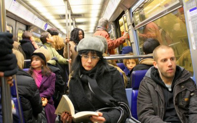 Sexual Harassment of Women Rampant on Paris Public Transit