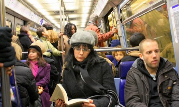 Sexual Harassment of Women Rampant on Paris Public Transit