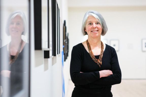 After nearly 30 years the photography curator at SFMOMA, Sandra Phillips, is retiring from her position.