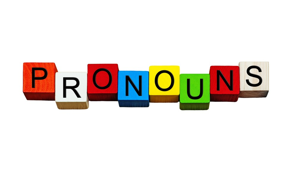 Here's the Thing About Gender Neutral Pronouns…