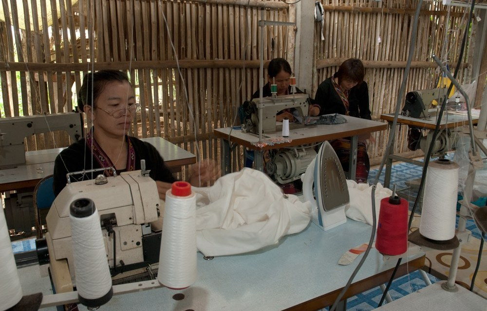 New Bill Seeks to Fine Companies for Using Slave Labor in Manufacturing