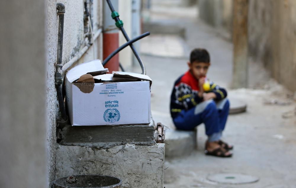 Biden Focuses on Restoring Aid to Palestine