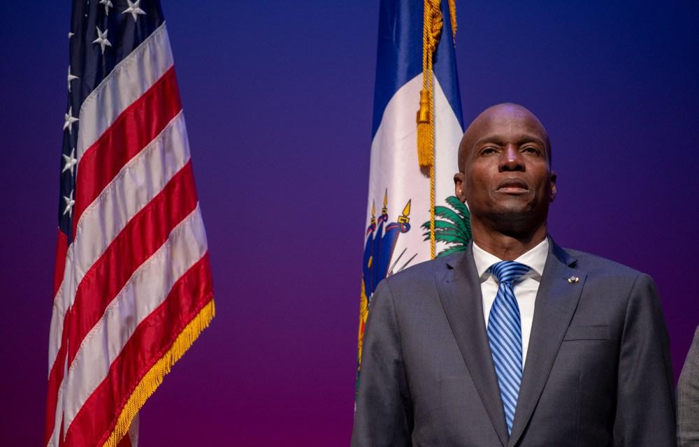 Jovenel Moïse, President of Haiti, Assassinated