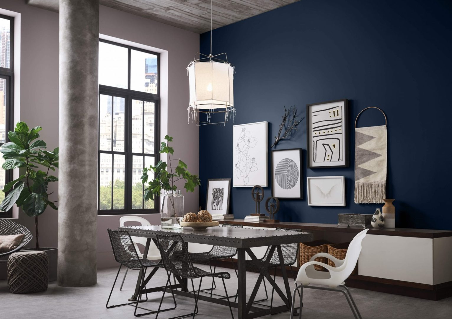 Sherwin Williams January 2020 Color Of The Month Is Naval