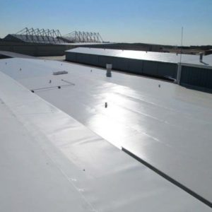 PVC Commercial Roofing by Industry Elite Services