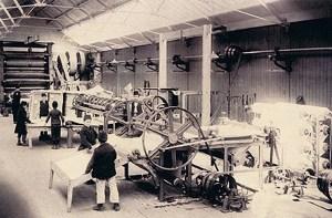 المنشآت الصناعية في عهد الدولة العثمانية