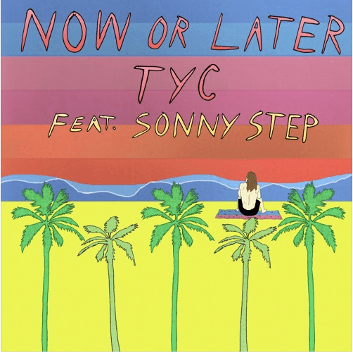 now or later by tyc ft sonny cover art