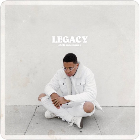 Chris premieres new single legacy