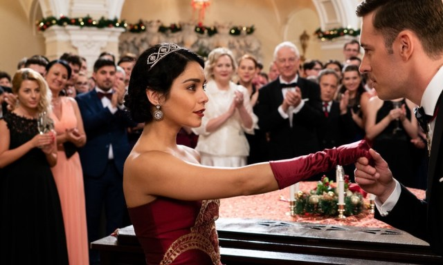 The Princess Switch on Netflix recommended films for this holiday season