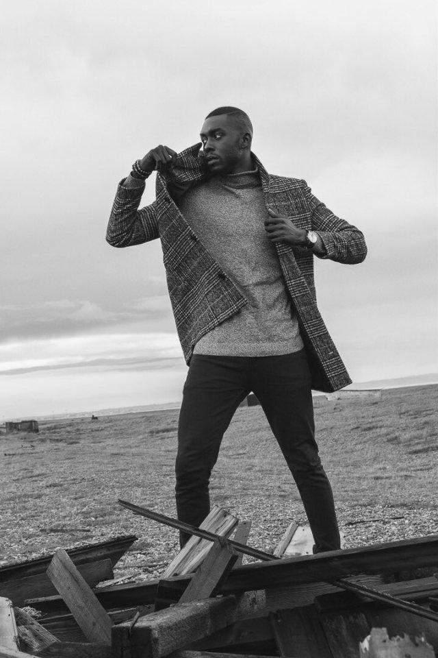 UK  R&B  singer Sidiq unveils new song lose