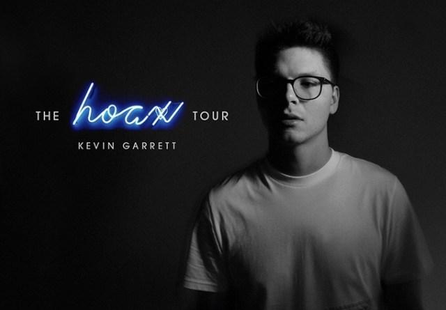 Kevin Garrett the Hoax tour