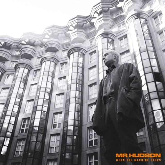 Mr Hudson releases new album when the machine stops