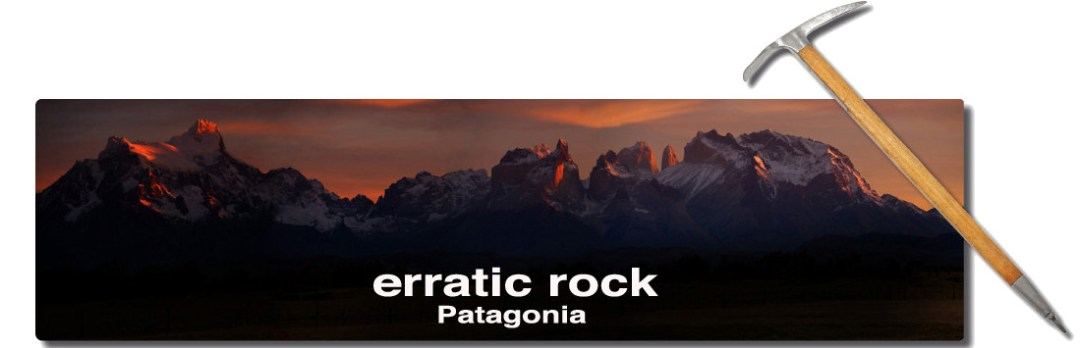 Erratic Rock Patagonia project partner